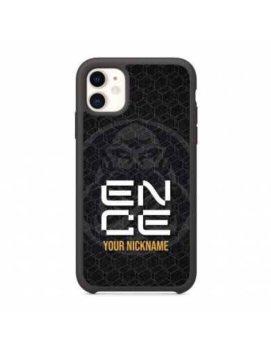 ENCE Logo black + Your...