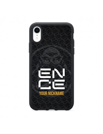ENCE Logo black + Your...