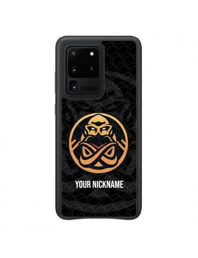 ENCE Badge black + Your...