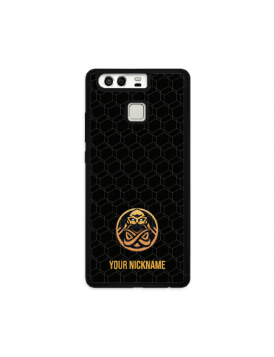 ENCE Badge Simply black +...