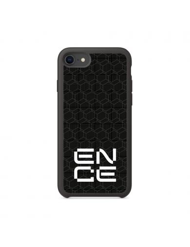 ENCE Squared Black Logo...
